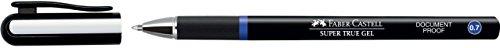 Faber-Castell 549151 Penna Gel, Blu