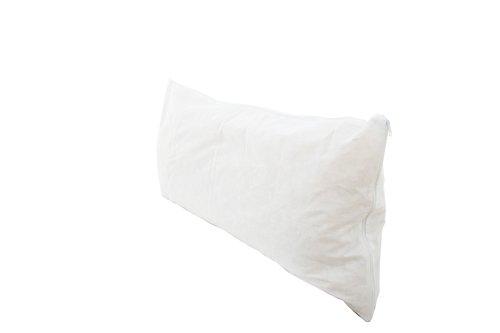 2 Zirbenkissen 40x80 cm für einen erholsamen guten Schlaf