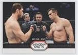 Forrest Griffin; Rich Franklin (Trading Card) 2011 Topps UFC Moment of Truth - Showdown Shots Duals #SS-GF