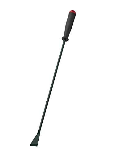 KADAX Spargelstecher aus Stahl, Kleiner Unkrautstecher mit ergonomischem Griff aus Kunststoff, Gartenwerkzeug mit Stiel, Unkraut-Jäter, Handgerät für Spargel, Unkraut, Garten