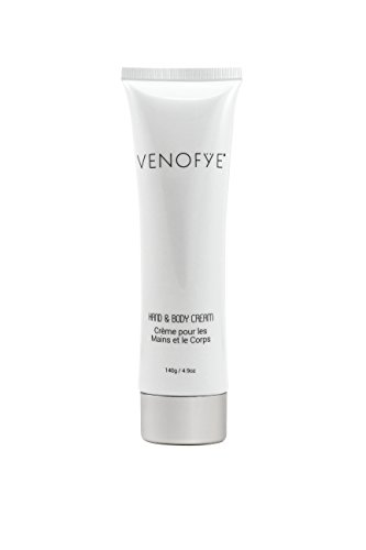 Venofye Hand Cream and Body Lotion with Shea Butter Review