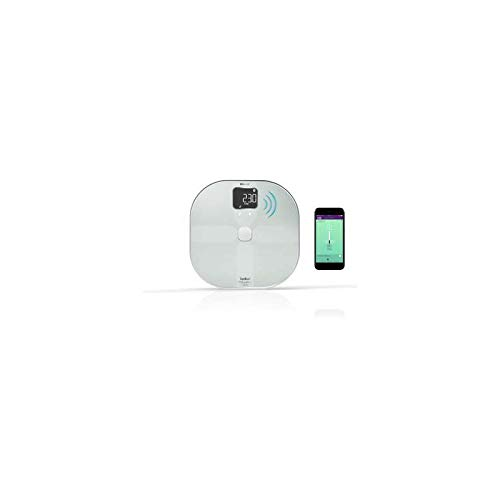 Tefal Body Partner Control - Báscula impedanciómetro