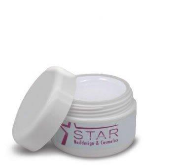 Star Naildesign & Cosmetics Baseline AufbauGel Clear 15 g, 1er Pack (1 x 15 g)
