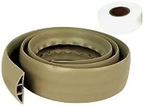 Belkin Double-Sided Cord Concealer Tape, 6 Foot, Tan (F8B023)