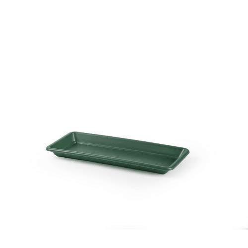 CABLEPELADO Plato Jardinera de plastico 40 cm Verde