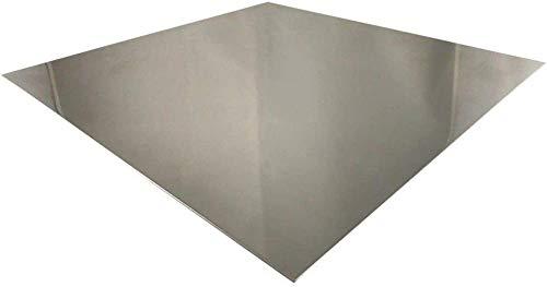 Wzwwjs Metall Edelstahlblech Leichte Schweißen, Dicke: 6 mm, Lange 100mm, 200mm, 300mm,100mm