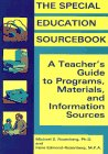 Download The Special Education Sourcebook: A Teacher's Guide to Programs, Materials, and Information Sources 0933149522