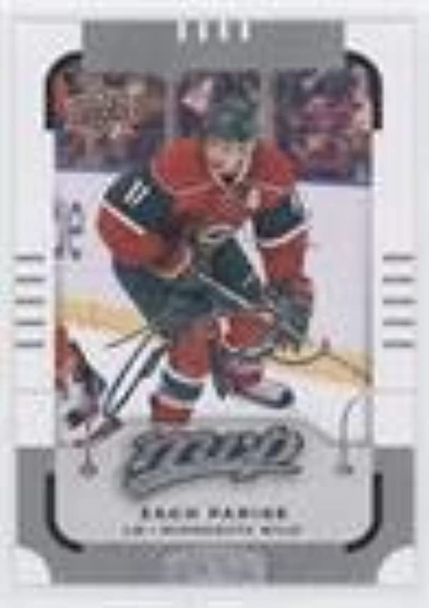 Zach Parise (Hockey Card) 2015-16 Upper Deck MVP - [Base] - Silver Script #160