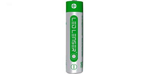 Led Lenser 7701 Flashlight Accessory Batería - Flashlight Accessories (Batería, Verde, Plata, Ión de Litio, 320 mAh, 3,7 V, 1 Pieza(s))