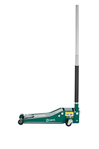 of small hydraulic jacks dec 2021 theres one clear winner SATA Heavy Duty Low-Profile Service Jack (2T) - ST97817SC