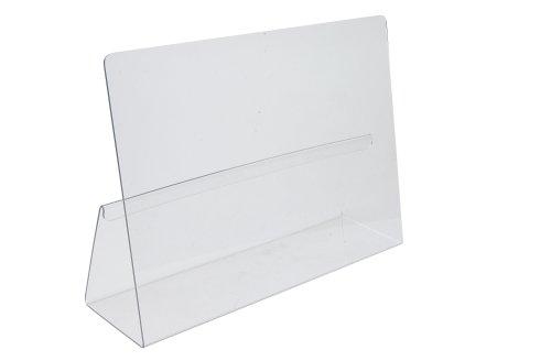 Dexam Cook Book Stand, Acrylic 32 x 23cm