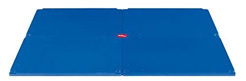 SIKU 5593 - Wasserwege, 4 Platten inkl. 4 Aufkleberbögen, Kunststoff, Vielseitig einsetzbar, blau