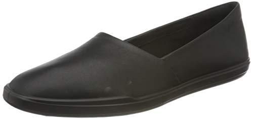 Ecco Damen SIMPILW Slipper, Schwarz (Black 1001), 36 EU