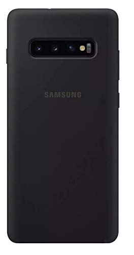 Capa Silicone Cover Aveludada Samsung Galaxy S10-6.1 Polegadas