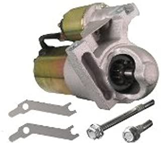 New SAEJ1171 Certified Marine Starter Gear Reduction Replacement for Crusader, Mercruiser Stern Drive, OMC Pleasurecraft w GM 2.5L 3.0L 3.8L 5.0L 5.7L 7.4L 70% More Torque! 1108755 18-5900 18-5911