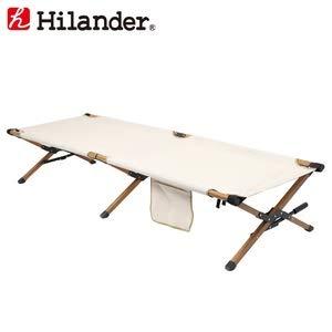 Hilander(ハイランダー) レバー式GIコット(アルミ)