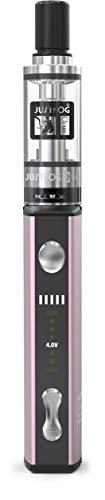 Justfog Q16 Kit de démarrage Style stylo vape Cigarettes électroniques avec J-Easy 9 Mod (Rose)