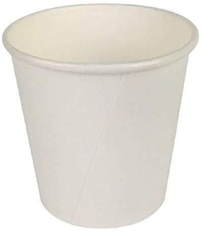 SDG Lot de 200 gobelets en carton blanc pour café 8 cl (3 oz)
