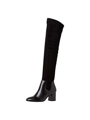 Tamaris Damen 1-1-25524-25 Overknee 001 ANTIslide, Removable Sock, Stretch