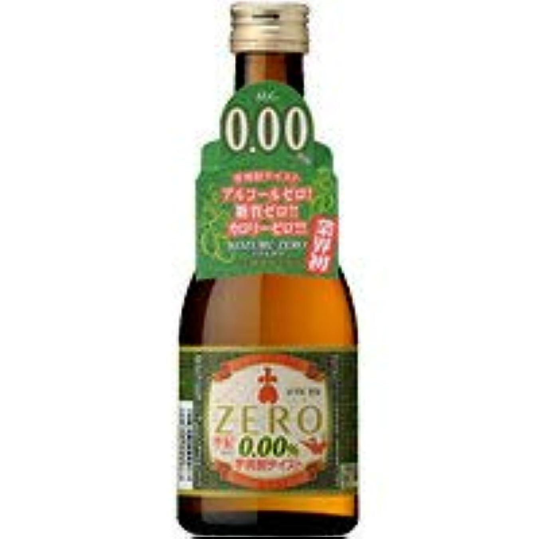 ファン立場兵隊6本セット ノンアルコール焼酎 カロリーゼロ糖質ゼロ 小鶴ゼロ300ml×6本 瓶 小正醸造(鹿児島)