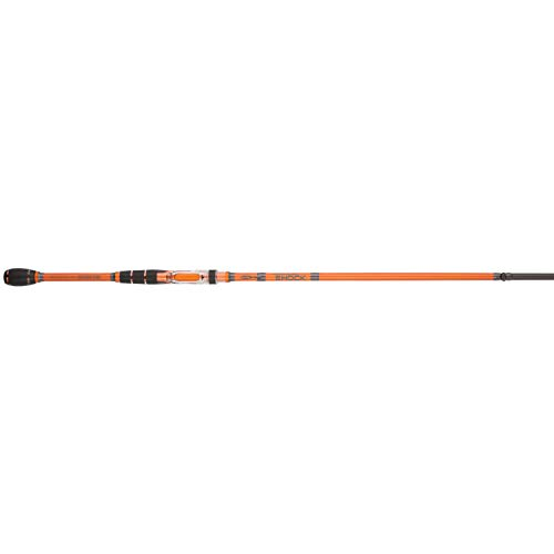 "Berkley BCSHK701H Shock Rod Casting 7' 0"", 1pc Heavy Power, Fast Action, Guide # 7, 12-25 Line Lb Test, 3/8-1 1/2 Lure Wt./Oz"