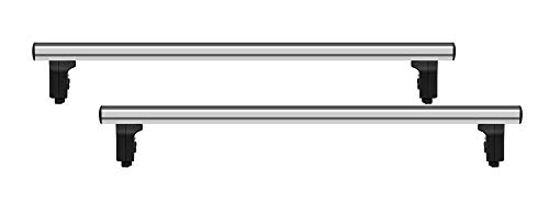 VDP Dachträger PRO+ kompatibel mit FIAT Doblò II Maxi ab 15 2 Stangen