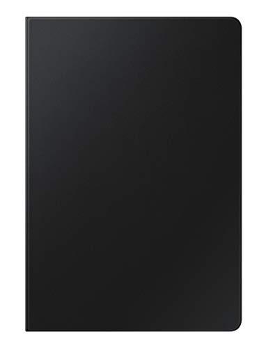 SAMSUNG EF-BT970PBEGEU Book Cover Case per Galaxy Tab S7+, Nero