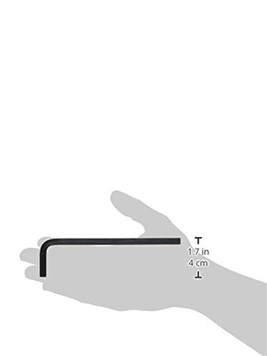 Bondhus 15970 7mm Hex Tip Key L-Wrench w/ProGuard Finish, Long Arm