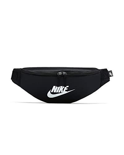 Nike Heritage Waistpack - Fa21 Borsa Black/Black/White One Size