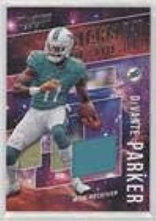 Devante Parker (Football Card) 2018 Panini Prestige - Stars of the NFL Jerseys #ST-DP