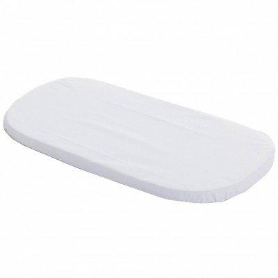 Cambrass Liso E - Sábana ajustable, 35 x 80 cm, color blanco