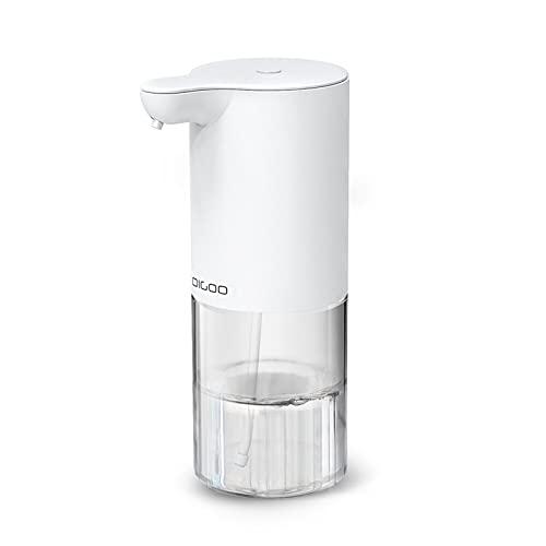 GAGP Dispensador De Jabón De Espuma Automático De 320 Ml Máquina De Lavado De Mano Inteligente Sensor Infrarrojo Sin Contacto para La Oficina En Casa