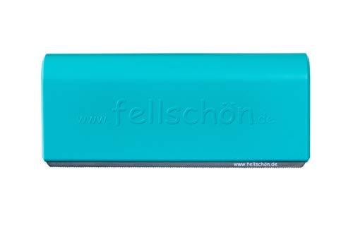 fellschön® Fellwechselhelfer Leuchtend-türkis