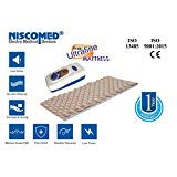 Niscomed Airbed AB-101 Alternating Pressure Pad - Includes Mattress Pad and Electric Pump