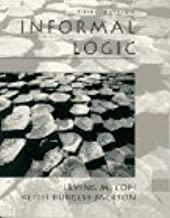 By Irving M. Copi - Informal Logic: 3rd (third) Edition