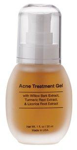 Jolie Acne Treatment Gel - Anti Blemish & Oil Control W/Glycolic Acid...