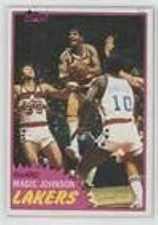 Best magic johnson 1981 Reviews