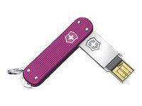Victorinox Slim 32GB Speicherstick USB 2.0 pink