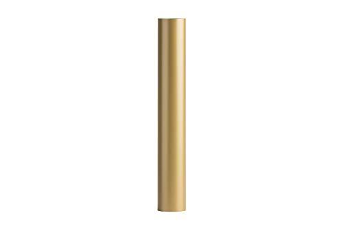 Cricut Premium Vinyl - Permanent, 12 x 180, Adhesive Decal Bulk Roll - Gold