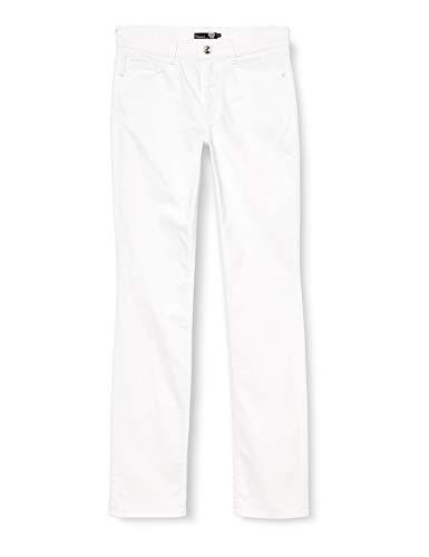 Atelier GARDEUR Damen Inga Jeans, Weiß 201, 36K