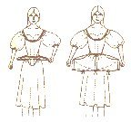 1720-1780 Hooped Petticoats Pattern