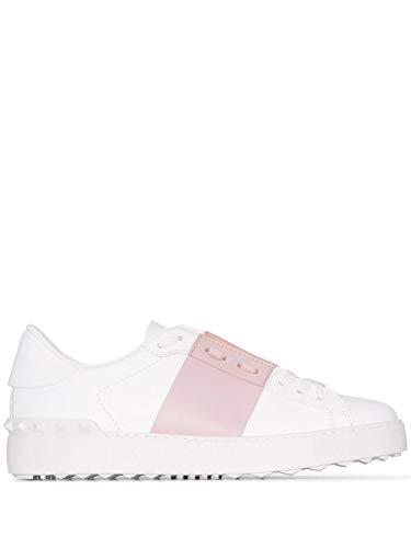 Valentino Luxury Fashion Damen TW2S0781BLU834 Weiss Sneakers | Jahreszeit Permanent