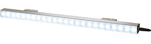 FeinTech LED-Leuchte 4W Magnet-Befestigung 19 Zoll Lampe 400 Lumen Rack Schrank 40 cm
