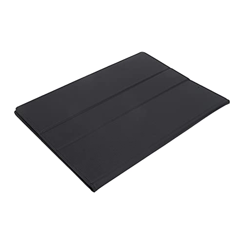 PU-Ledertasche, kratzfest, praktisch, klein, einfach zu tragen, digitaler Bilderrahmen, schwarz für LCD-Monitore