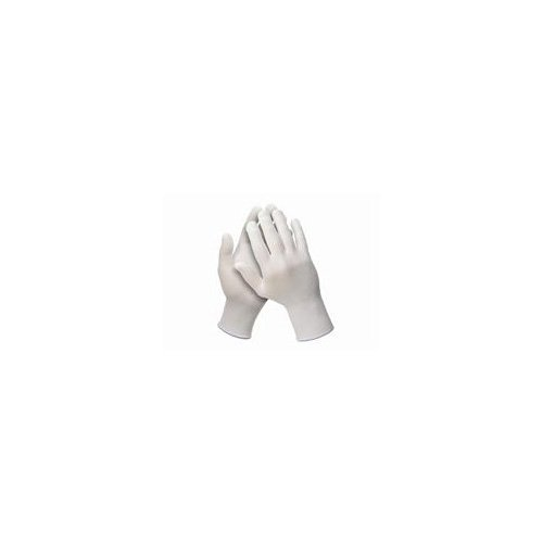Kimberly Clark Jackson Safety 38716 G35 Gants en nylon, Ambidextre, portable, 24 cm, Blanc (lot de 22)