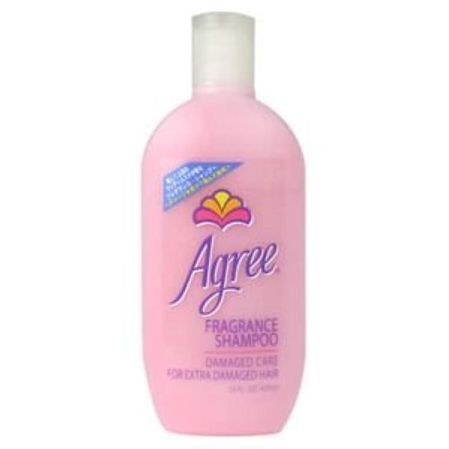 キャンセル手順場合アグリー(Agree) フレグランスシャンプーD(特に傷んだ髪用) 450ml