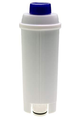 1 x filtr do wody kompatybilny z ekspresami do kawy DeLonghi Autentica ECAM23 Dedica Dinamica Eletta ESAM6720 Maestosa Perfecta PrimaDonna Magnifica S, identyczny z DLSC002 (14465)