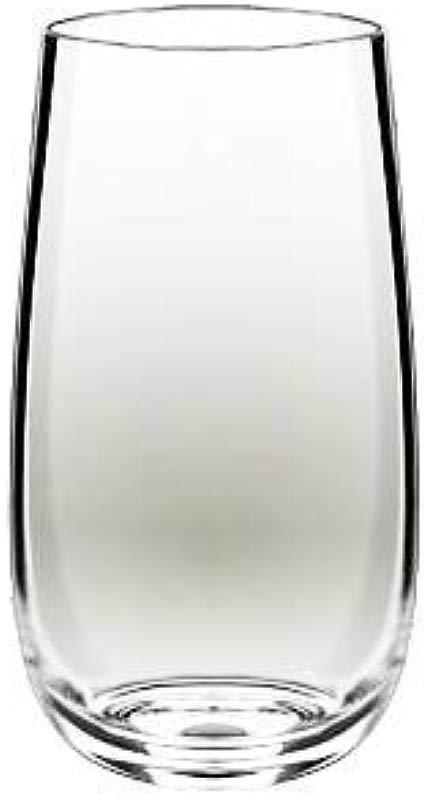 WILMAX CRYSTALLINE SET OF 6 LONGDRINK GLASSES 18 OZ 540 ML IN PLAIN BOX WL 888022 6A
