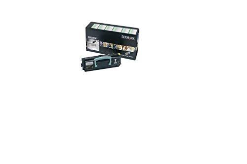 Lexmark E238 Return Program Toner Cartridge, Black