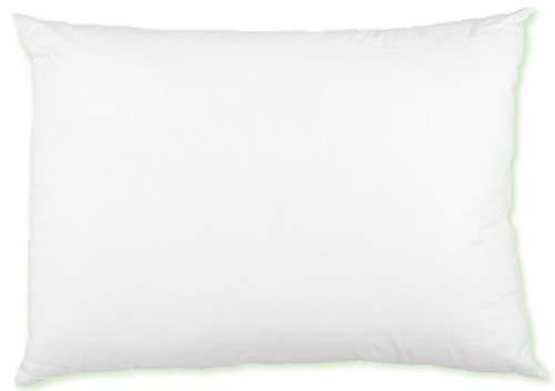 Relleno para cojín, perfecto para el sofá o la cama, ideal como decoración, pluma, Weiß, 70 x 90 cm